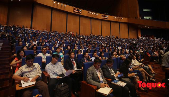 Thủ tướng Nguyễn Xuân Phúc khai mạc Diễn đàn Kinh tế tư nhân 2019 - Ảnh 5.