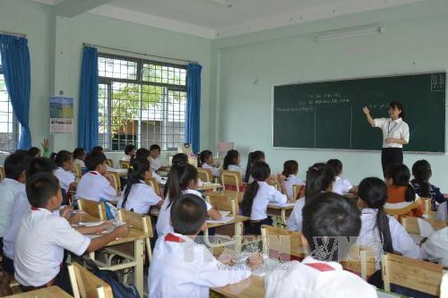 Từ ngày 29/6 tới, thời gian tập sự của giáo viên, giảng viên sẽ được tính như thế nào? - Ảnh 1.