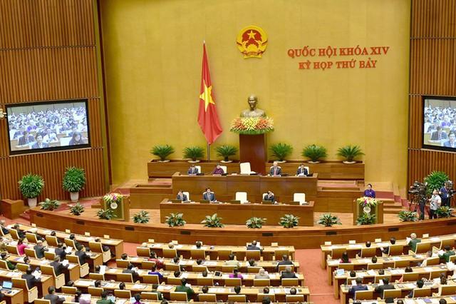 Chủ tịch Quốc hội đề nghị các đại biểu nghiên cứu kỹ các tài liệu, thể hiện quan điểm rõ ràng về từng nội dung - Ảnh 2.