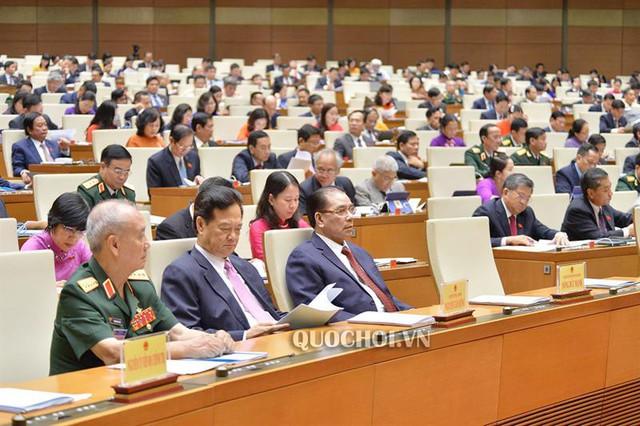 Cử tri đề nghị sớm xử lý nghiêm, công khai các đối tượng có liên quan đến vi phạm điểm thi ở Hà Giang, Hòa Bình và Sơn La - Ảnh 2.