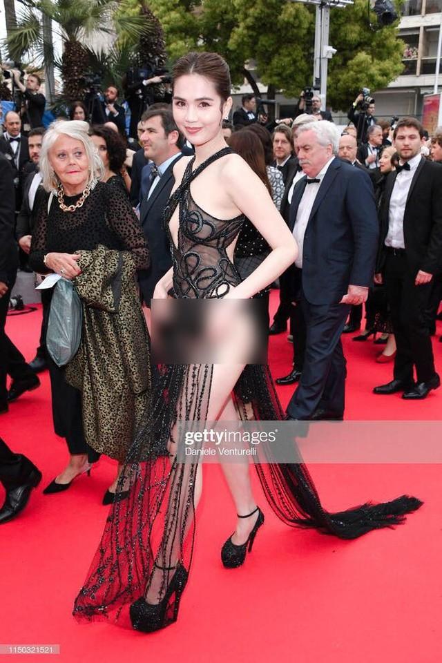 Không có cơ quan nào của Bộ VHTTDL cử Ngọc Trinh đi tham dự LHP Cannes - Ảnh 1.