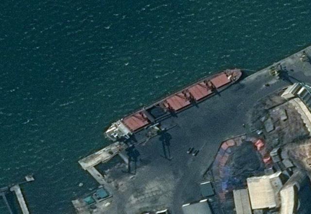 Muốn dứt điểm về căng thẳng tàu hàng với Mỹ: Triều Tiên hành động tại LHQ - Ảnh 1.