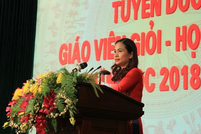 Ngành Giáo dục và Đào tạo quận Hoàn Kiếm: Vững bước, phát triển nghề trồng người - Ảnh 1.