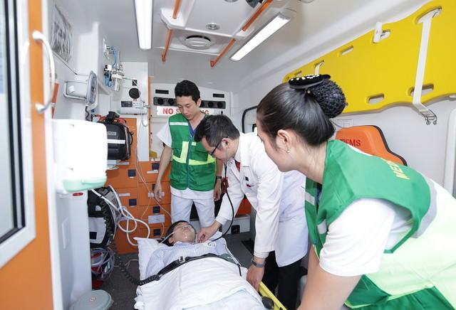 Vinmec Nha Trang phát triển cấp cứu ngoại viện để thúc đẩy du lịch - Ảnh 2.
