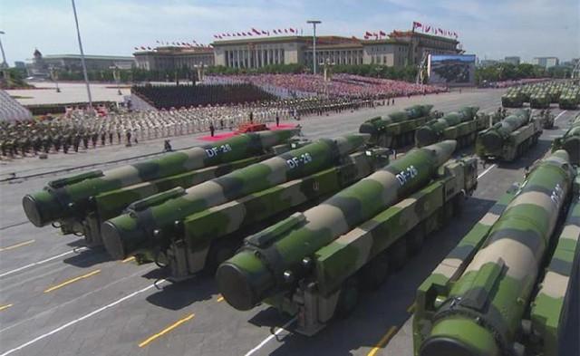 Đột phá hạt nhân với siêu cường Mỹ, Nga: Trung Quốc cứng rắn đi riêng - Ảnh 1.