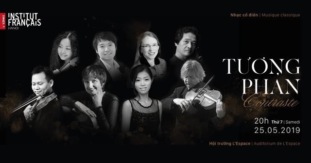 Đêm nhạc cổ điển đặc biệt quy tụ các nghệ sĩ thính phòng đẳng cấp quốc tế - Ảnh 1.