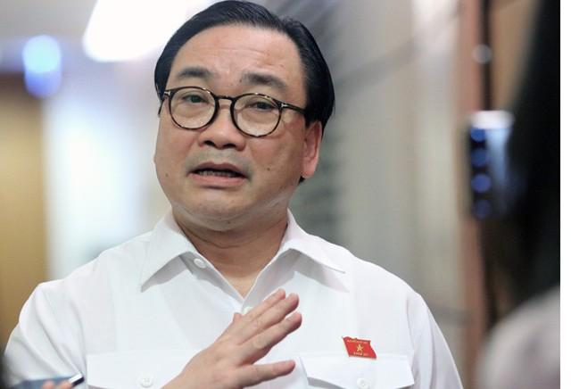 Bí thư Thành ủy Hà Nội lên tiếng về dịch vụ công của Nhật Cường  - Ảnh 1.