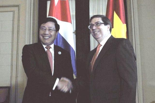 Thắt chặt quan hệ hợp tác toàn diện Việt Nam-Cuba - Ảnh 1.