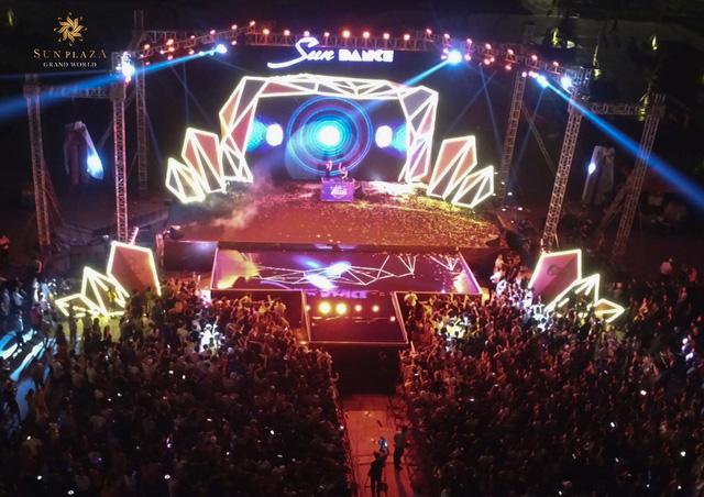 Hạ Long chơi lớn với Sun Dance Festival, du khách có trầm trồ? - Ảnh 10.