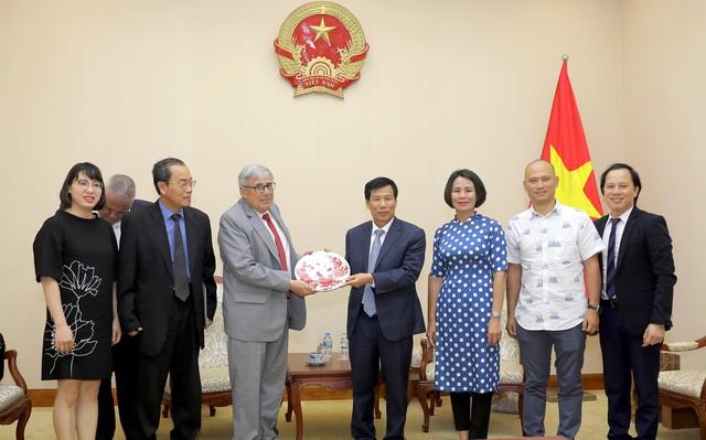 Ủng hộ việc Pháp đề xuất tổ chức giải Tennis tại Việt Nam vào năm 2020 - Ảnh 2.