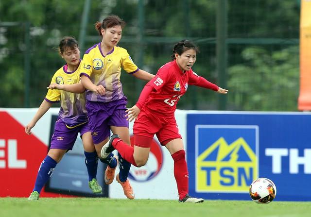 Bóng đá nữ Việt Nam: Không có sự chung tay của các địa phương và VFF thì không thể đạt được hiệu quả tốt - Ảnh 1.