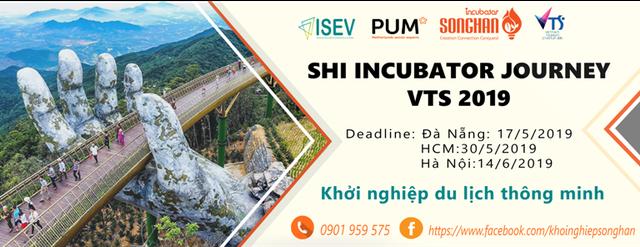 Khởi nghiệp Du lịch Việt Nam 2019 và cơ hội nhận đầu tư 10.000 USD - Ảnh 1.