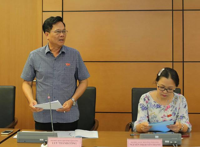Thảo luận dự thảo Luật Thư viện: Đề nghị bổ sung chức năng giải trí cho thư viện - Ảnh 2.