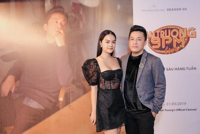 Vợ chồng Lam Trường đã làm điều này để đập tan tin đồn rạn nứt hôn nhân - Ảnh 8.