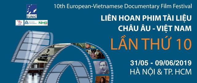 Liên hoan Phim Tài liệu châu Âu-Việt Nam lần thứ 10 sẽ diễn ra tại Hà Nội và Hồ Chí Minh - Ảnh 1.