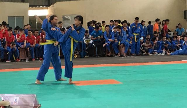 Khai mạc Giải Vovinam trẻ và vô địch tỉnh Đồng Tháp năm 2019 - Ảnh 2.