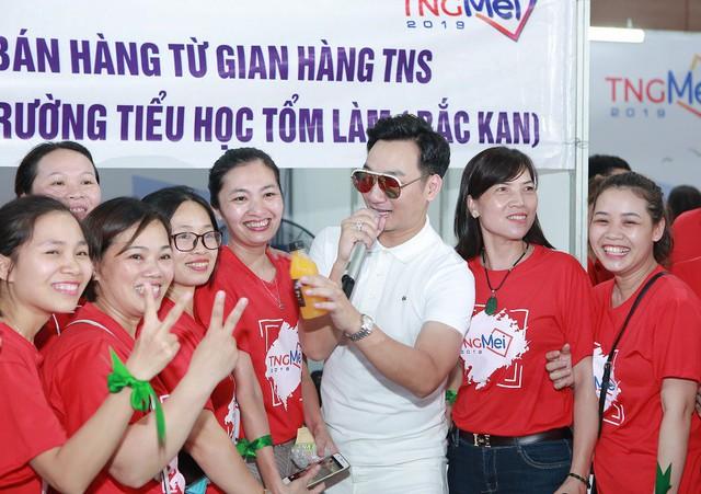 Cán bộ nhân viên Tập đoàn TNG Holdings Vietnam gây quỹ xây trường học cho trẻ em vùng cao - Ảnh 1.