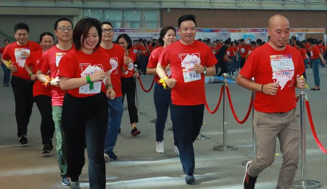 Cán bộ nhân viên Tập đoàn TNG Holdings Vietnam gây quỹ xây trường học cho trẻ em vùng cao - Ảnh 2.