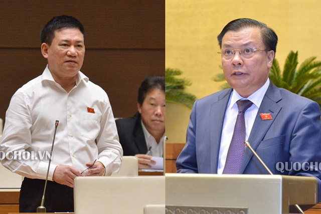 Bộ trưởng Tài chính và Tổng Kiểm toán Nhà nước lại tranh luận nóng về thuế  - Ảnh 1.