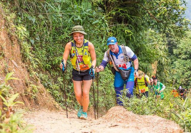 Hàng nghìn vận động viên tham gia tranh tài tại giải Vietnam Jungle Marathon - Pù Luông 2019 - Ảnh 1.