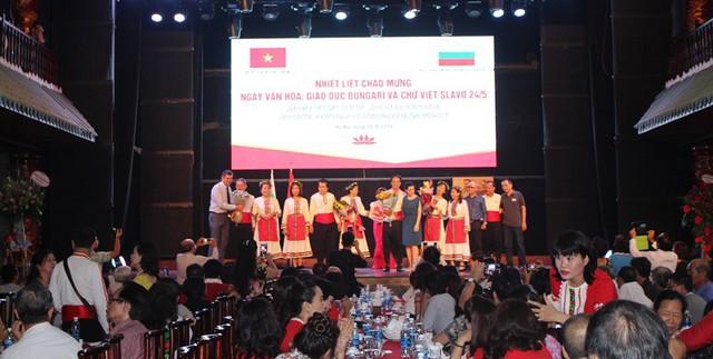 Ngày hội văn hóa Bulgaria và chữ viết Slavơ - Ảnh 1.