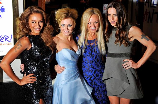 Spice Girls tái hợp khiến người hâm mộ sửng sốt? - Ảnh 1.