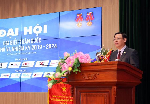 Phó Thủ tướng lưu ý Hội Kế toán và Kiểm toán Việt Nam tham gia tích cực với Bộ Tài chính - Ảnh 1.