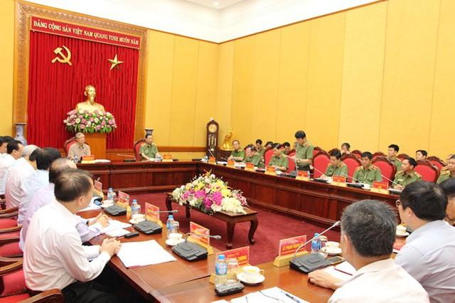 Bộ Công an điều tra nhiều vụ án nghiêm trọng, góp phần bảo vệ Đảng, bảo vệ chế độ - Ảnh 3.