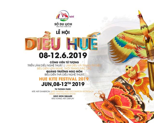 Huế tổ chức Lễ hội Diều 2019 - Ảnh 1.