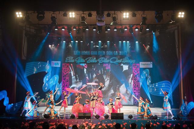 Chung kết Liên hoan Giai điệu Sơn Ca lần thứ IV- 2019 - Ảnh 1.