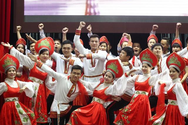 Liên hoan Nghệ thuật quần chúng Công đoàn Bộ Văn hóa, Thể thao và Du lịch lần thứ VIII - Ảnh 1.