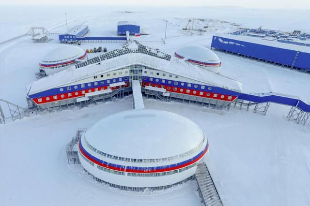 Thực hư sức mạnh tổng lực Nga tại Bắc Cực - Ảnh 1.