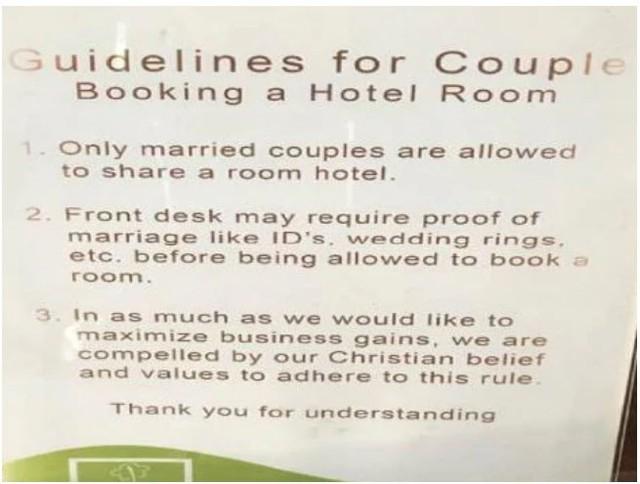 Quy tắc cho khách thuê khách sạn ở Philippines đang bị chỉ trích mạnh mẽ - Ảnh 1.