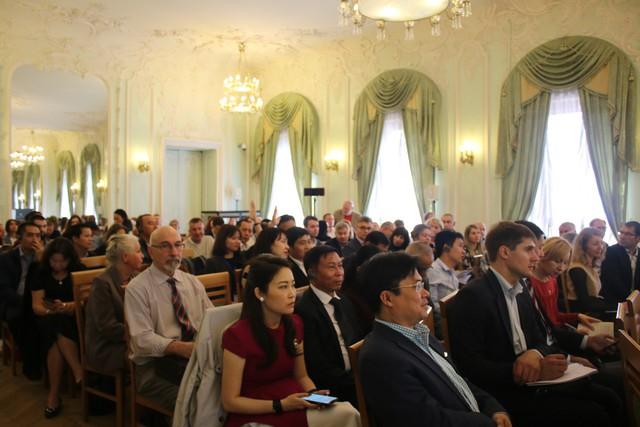Diễn đàn Doanh nghiệp Việt - Nga tại Saint Petersburg: Cơ hội hợp tác rộng mở giữa hai nước - Ảnh 2.