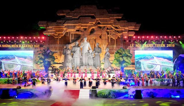 Lễ hội Thành Tuyên và Liên hoan trình diễn Di sản văn hóa phi vật thể quốc gia năm 2019 - Ảnh 1.