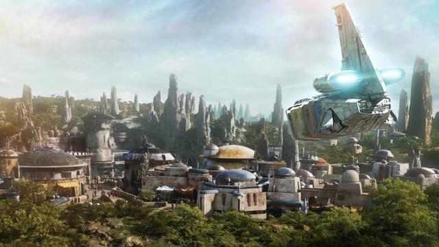 Khai trương công viên chủ đề Star Wars hàng tỷ đô  - Ảnh 1.