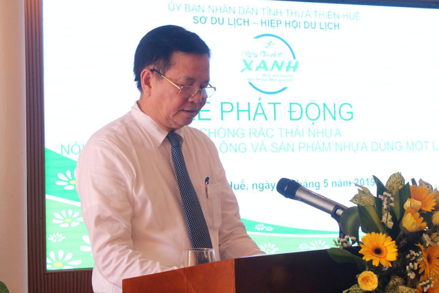"""Ngành du lịch Thừa Thiên Huế phát động phong trào """"Chống rác thải nhựa"""" - Ảnh 2."""