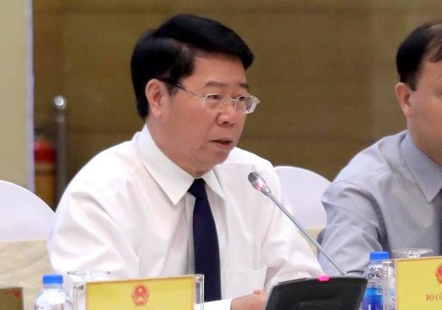 Bộ Công an lên tiếng về gian lận điểm thi tại Sơn La, Hoà Bình, Hà Giang - Ảnh 1.