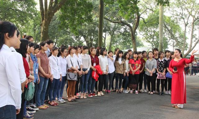 Đào tạo giảng viên nguồn về hướng dẫn viên di sản tại Việt Nam - Ảnh 1.