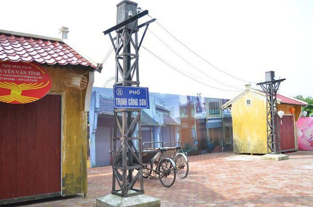 Hà Nội: Phố đi bộ Trịnh Công Sơn vắng khách sau một năm hoạt động - Ảnh 1.