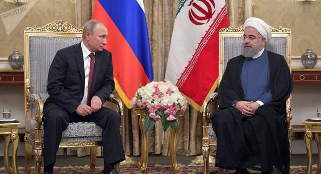 Thua kém kinh nghiệm nhưng Nga vẫn quyết sát cánh hạt nhân Iran, thách thức Mỹ? - Ảnh 1.