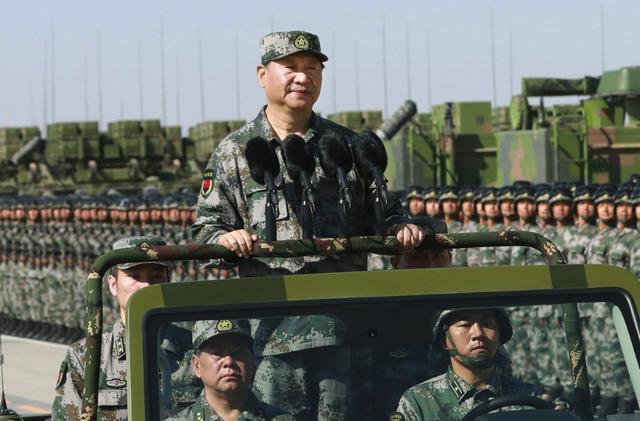 Tham vọng quân đội thông minh Trung Quốc mở đường chạy đua vũ trang khu vực? - Ảnh 1.