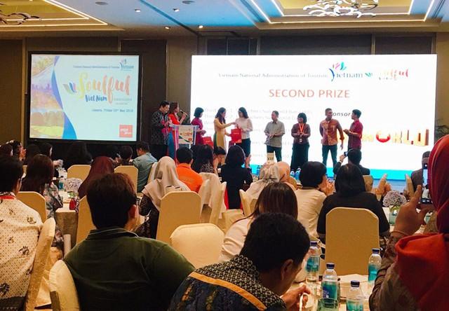 Giới thiệu du lịch Việt Nam tại Indonesia - Ảnh 1.