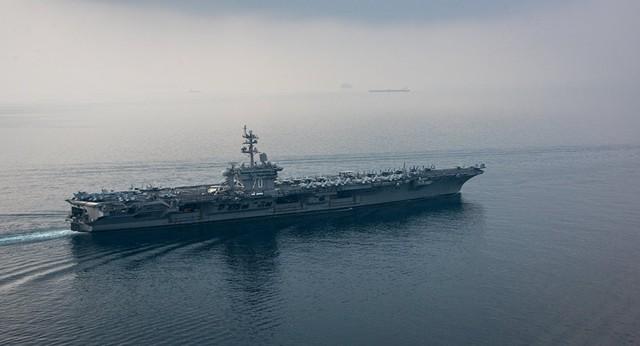 Bất ngờ đòn cảnh báo rắn Mỹ trực diện tung ra với Iran - Ảnh 1.