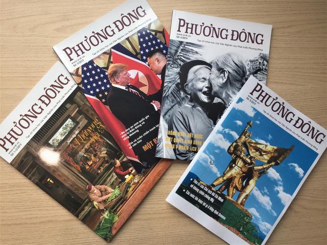 Một tạp chí nhiều giá trị lịch sử mới và quý giá - Ảnh 1.