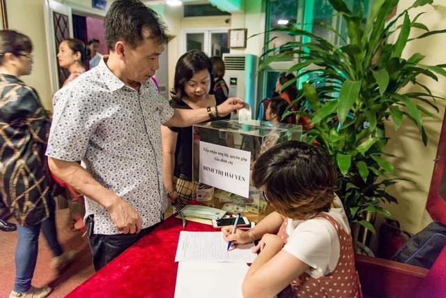 Xúc động đêm diễn gây quỹ từ thiện cho nữ diễn viên Nhà hát kịch Việt Nam tử nạn tại hầm Kim Liên - Ảnh 4.
