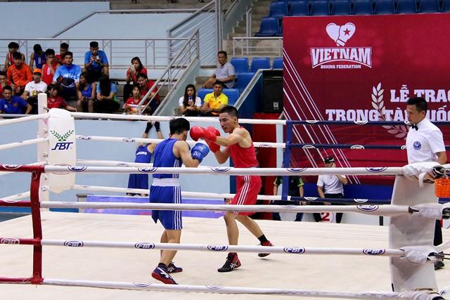 140 vận động viên tham gia Giải vô địch Cúp các Câu lạc bộ boxing toàn quốc năm 2019 - Ảnh 1.