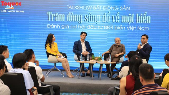 Giáo sư Đặng Hùng Võ chỉ ra 3 yếu tố chính cần lưu ý khi quyết định đầu tư vào một sản phẩm bất động sản ven biển - Ảnh 1.