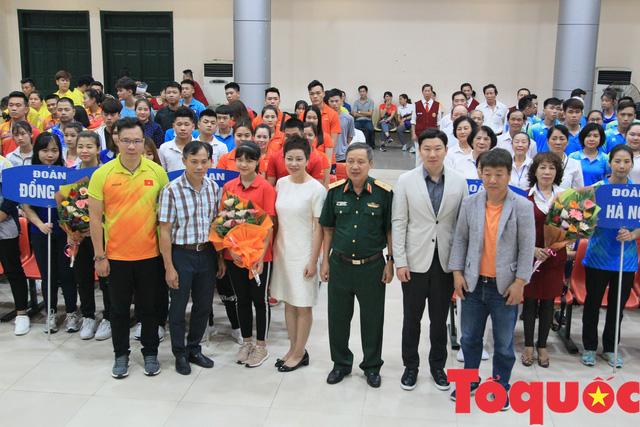 Huyền thoại bắn súng Hàn Quốc đưa ra lời thách thức với xạ thủ số 1 Việt Nam Hoàng Xuân Vinh - Ảnh 1.