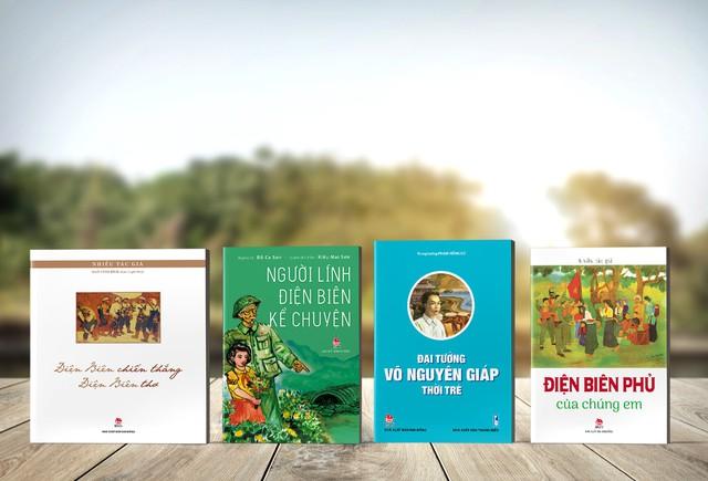 Điện Biên chiến thắng, Điện Biên thơ: Giới thiệu những tác phẩm đặc sắc đi cùng năm tháng đến với thiếu nhi - Ảnh 2.